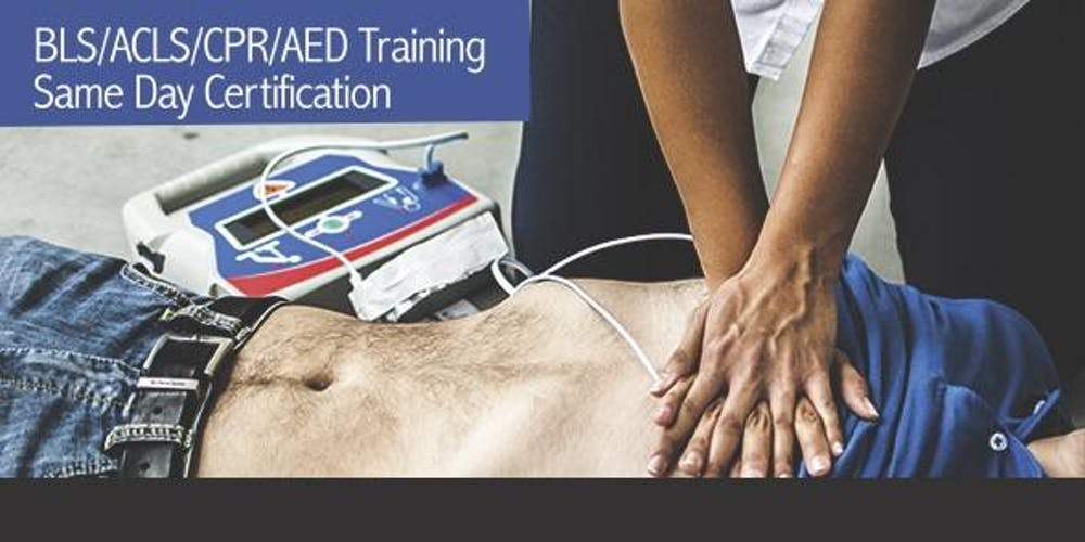Ashi Cpr Aed Adult Only Course Tickets Wed Mar 20 2019 At 600