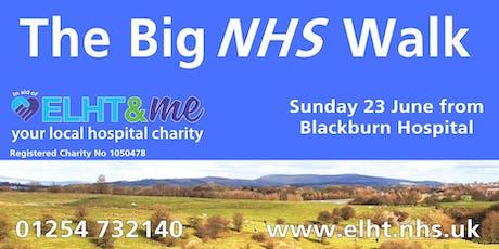The Big NHS Walk from Royal Blackburn Teaching Hospital tickets