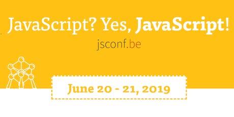 JSConf 2019 tickets