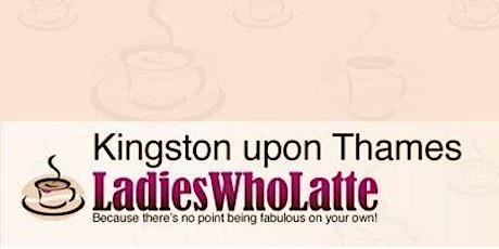 Kingston Ladies Who Latte tickets