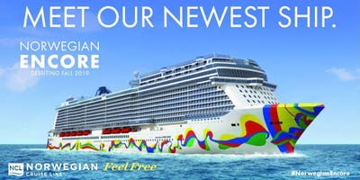 2020 Spring Break Cruise on the NEW Norwegian Encore!