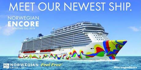 2020 Spring Break Cruise on the NEW Norwegian Encore! tickets