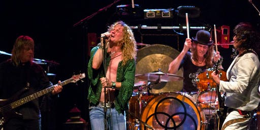 Kashmir - The Live Led Zeppelin Show