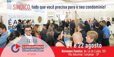 7ª Feira Condomínio Convantagem - Campinas tickets