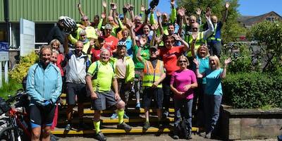 Sustrans England North Volunteer Gathering - Chester