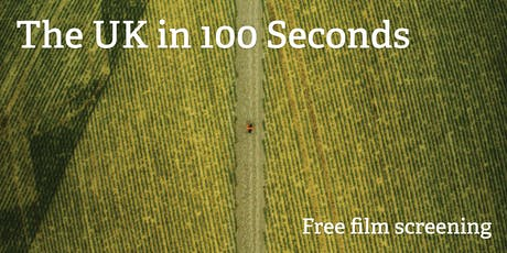 UK in 100 Seconds film screening - Portsmouth tickets