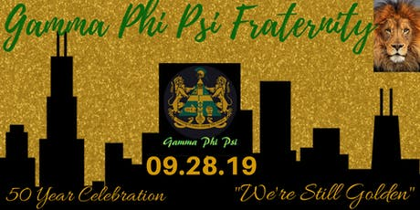 Gamma Phi Psi 50 Year Celebration tickets