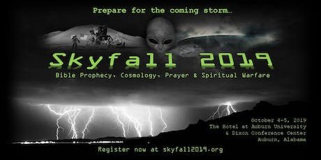 Skyfall 2019 tickets