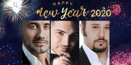 New Year's Eve Concert in Rome: The Three Tenors - Concerto di Capodanno a Roma: I Tre Tenori biglietti
