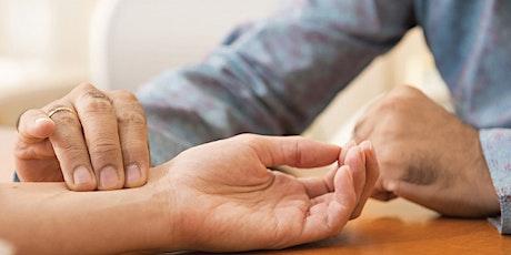 Consultation ayurvédique, avec lecture du pouls et conseils thérapeutiques billets