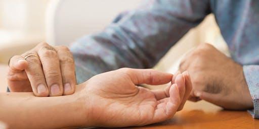 Consultation ayurvédique, avec lecture du pouls et conseils thérapeutiques
