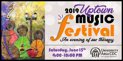 Uptown Music Festival: An Evening of Sax Therapy