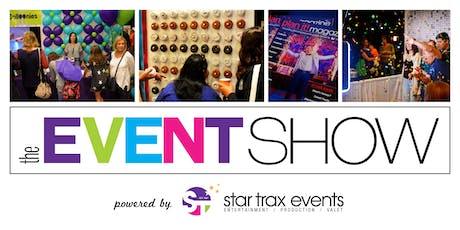 The 18th Annual EVENT SHOW - Powered by Star Trax Events tickets
