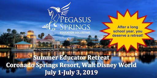 2019 Summer Educator Retreat - Learning and Leading for Equity