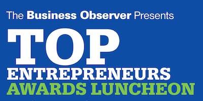 Top Entrepreneurs Awards Luncheon