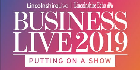 Business Live 2019 tickets