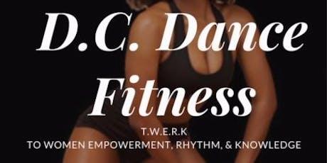 D.C. Dance Fitness tickets