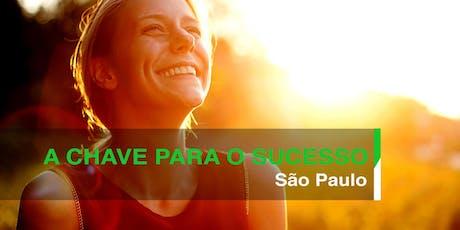 A Chave para o Sucesso Life - São Paulo ingressos