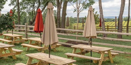 Family Friendly Picnic Table Reservations tickets
