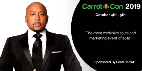 CarrotCon Sales & Marketing (Featuring Shark Tanks Daymond John) tickets