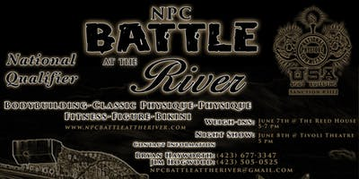 2019 NPC Battle at The River Athlete Registration