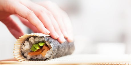 Go Sushi with Kitchen Academy tickets