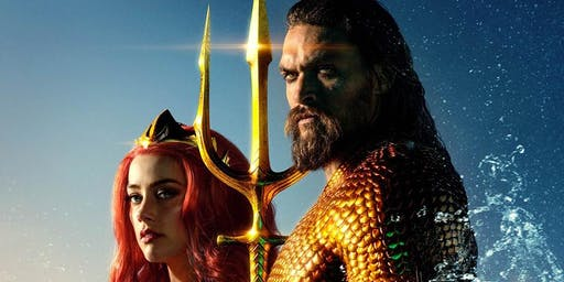 Movies on the Green - Aquaman