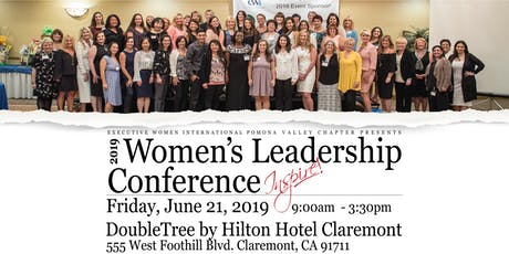 2019 Women's Leadership Conference tickets