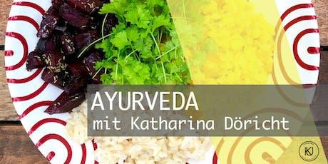 Avurvedische Küche mit Tasty Katy Tickets