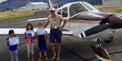 Ogden Free Airplane Rides