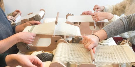 Weaving 102 with Ana Isabel Textiles tickets