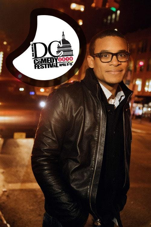 DC Comedy Festival: Jordan Carlos