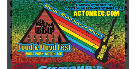 Food & Floyd Fest featuring Gilmour's Breakfast tickets