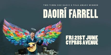 Daoiri Farrell tickets
