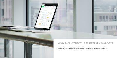 Hoe optimaal digitaliseren samen met uw accountant