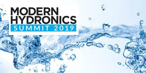 Modern Hydronics Summit