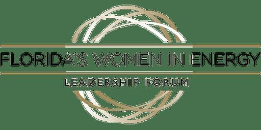 Florida's Women in Energy Leadership Forum 2019
