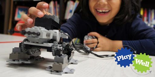 LEGO® Summer Camp: Bash'em Bots with LEGO® Materials