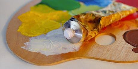 Plein Air Painting Workshop tickets