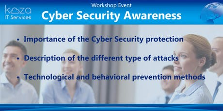 Cyber Security Awareness Workshop  tickets