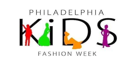 Philadelphia KIDS Fashion Week - Season 8 tickets