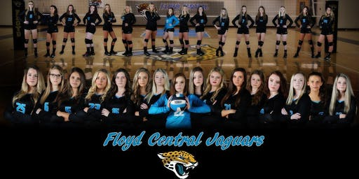 Future Jaguars Volleyball Camp