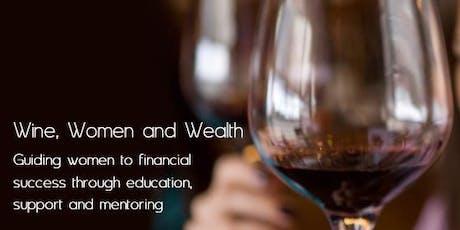 Wine, Women & Wealth - Scottsdale tickets
