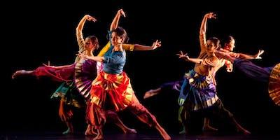 "Natya Dance Theatre: ""The Internal Geometry"""