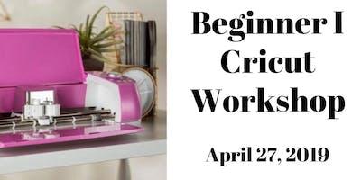 Beginners I Cricut Workshop