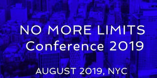 No More Limits conference 2019
