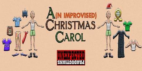 A(n Improvised) Christmas Carol 2019 tickets