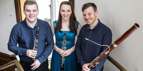 A Chamber Music Recital by TRIO VOLANT tickets