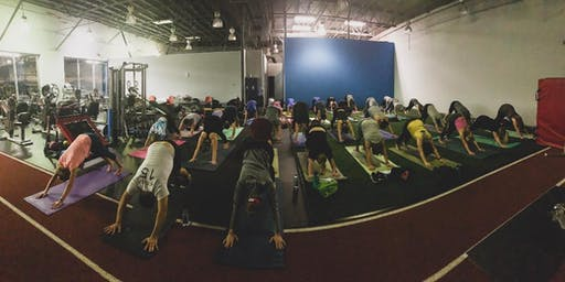 Community Yoga with Evolve Strong Fitness
