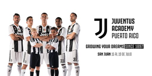 Juventus Training Camp San Juan